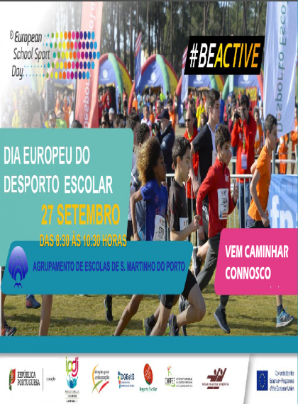 Dia Europeu do Desporto Escolar 2019